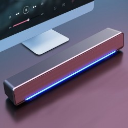 Soundbar - draadloze luidspreker - met subwoofer - Bluetooth 5.0 - tv - laptop - pc