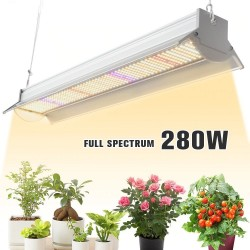 280W - 560 LED - kweeklamp voor planten - volledig spectrum - fytolamp