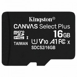 Kingston - micro SD memory card - 16GB - 32GB - 64GB - 128GB - 256GB - 512GB
