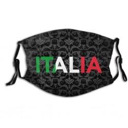 Beschermend mond- / gezichtsmasker - herbruikbaar - Italia