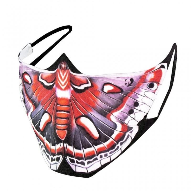 Mond / gezicht beschermend masker - herbruikbaar - katoen - universele prints