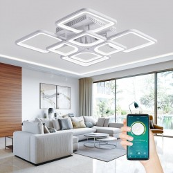 Modern LED ceiling lighting - lamp - dimmable