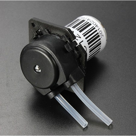 12V DC Dosing Pump Peristaltic Pump Aquarium Lab Analytical Water