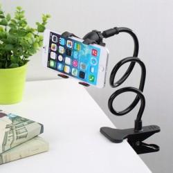 Flexibler Telefonhalter - verstellbar - mit Clip