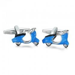 Scooter cufflinks - 2pcs