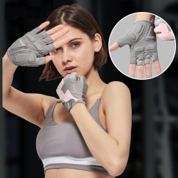 Women's gym gloves - bodybuilding - crossfit - training