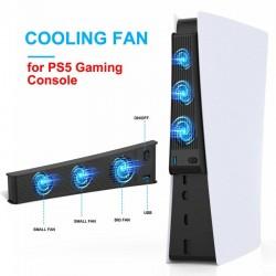 PS5 - USB - koelventilator - externe host - digitale editie - optische drive - ultra HD