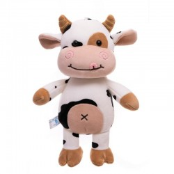 Small cow - plush toy - 30 cm