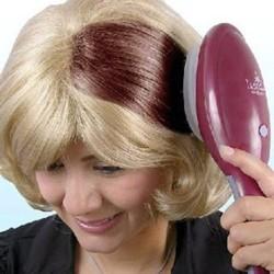 Elektrischer Haarfärbekamm