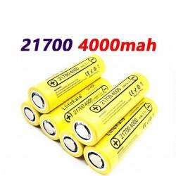 Lii-40A - 21700 - 4000mAh - 40A - originele batterij - oplaadbaar