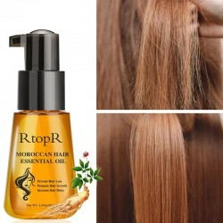 Moroccan essential oil - prevent hair loss / helps growth / nursing - 35ml