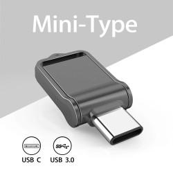 Memory stick - dual USB - 3.0 - type-C - rotatable - 32GB - 64GB - 128GB