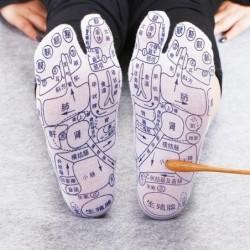 Acupressure foot socks - massage - pain relief