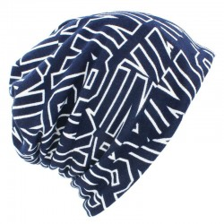 2 in 1 multifunctional hat - scarf - with letters design