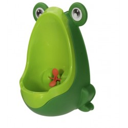 Boys Pee Training Teaching Potty Cool Frog Design