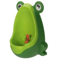 Boys Pee Training Teaching Potty Cool Frog Design