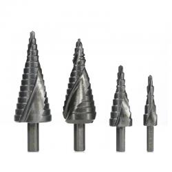 HSS-spiraalboor - 4-32 mm / 4-20 mm / 4-12 mm / 6-30 mm