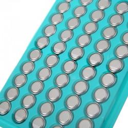 AG10 knoopcelbatterijen - 1.5V - 50 stuks