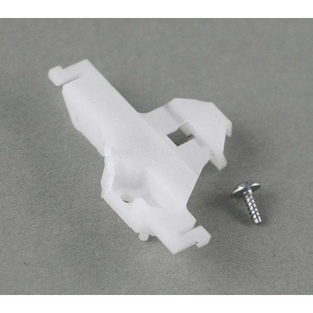 Plastic tandwiel met schroeven - voor LiteOn / BenQ-schijven - voor Xbox 360 laserlens - 2 stuks
