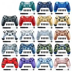 Controller-Schutzhülle - für PlayStation 4 / PS4 - mit Werkzeugsatz