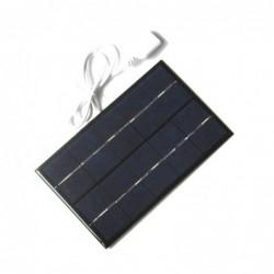 Zonnepaneel - laadbord - snelladen - 5W - 5V - USB
