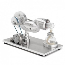 Hetelucht stirlingmotor - model - educatief speelgoed