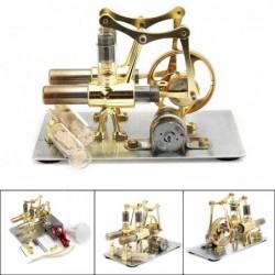 Stirlingmotormodel - stoomkrachttechnologie - educatief speelgoed
