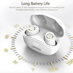 X18 TWS - draadloze koptelefoon - Bluetooth - met microfoon / oplaaddoos