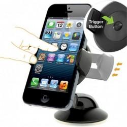 Universal car phone / smartphone holder - dashboard stand