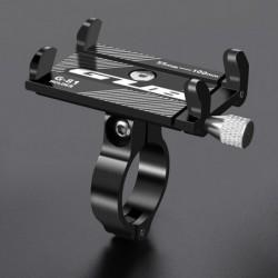 Fietsstuur telefoonhouder / montagebeugel - aluminium clip