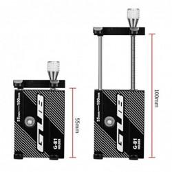 Fahrradlenker Handyhalter / Halterung - Aluminiumclip