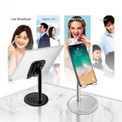 Universeller Smartphone- / Tablet-Ständer - Halterung - verstellbar