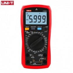 UNI-T - digitale multimeter - True RMS / UT890C / UT890D / AC / DC temperatuurtester - met achtergrondverlichting