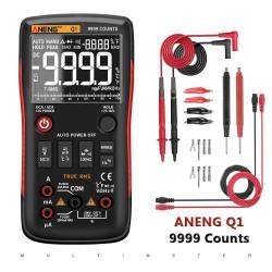 ANENG Q1 digital multimeter - professional - DIY  - capacitor