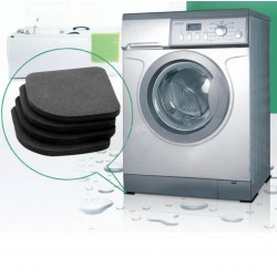 Washing machine - refrigerator non-slip shock and noise reduce pads 8 pcs