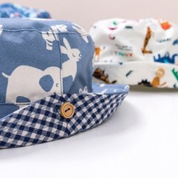 Summer  hat with print -...