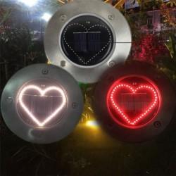 Heart shaped - solar panel...