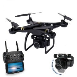 Electric YunTai UAV 101 - GPS - 5G - WiFi - FPV - 4K Electric Camera - RC Drone Quadcopter - RTF