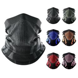 Thermische bivakmuts voor het gezicht / sjaal - ademend masker - fietsen / wandelen / skiën