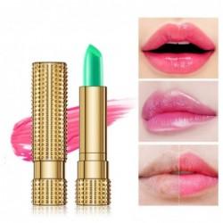 Aloe vera lip balm - color changing lipstick - moisturizing / long lasting
