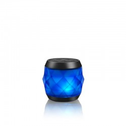 M&J - mini draadloze speaker - met lanyard - Bluetooth - LED
