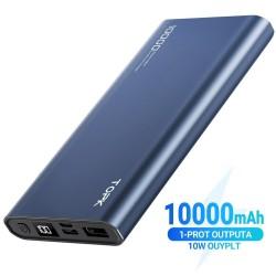 TOPK power bank - 10000mah / 20000mah - LED - 10W