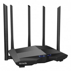 Tenda AC11 AC1200 - WiFi router - 2.4G 5.0GHz - dual band - 1167Mbps - with 5 high gain antennas