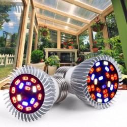 E27 / E14 grow light - plants - garden - LED - 18W / 28W