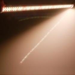 LED plant grow light - hydroponic lamp - tube - full spectrum - 220 LED