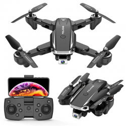 S6 - WIFI - FPV - GPS - 4K Dual Camera - Foldable - RC Drone Quadcopter - RTF
