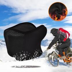 Motor gezichtsmasker - warme bivakmuts met oorbescherming