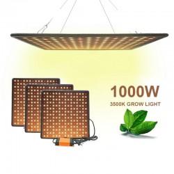 LED plant grow light - phyto lamp - full spectrum - 1000W - 3500K