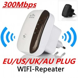 Wireless-N Wifi repeater - signal booster - 300Mbps