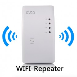 Original Wireless WIFI Repeater 300Mbps WiFi Signal Range Extander WiFi Signal Amplifier Strengthen Wi Fi Booster 802.11N/B/G